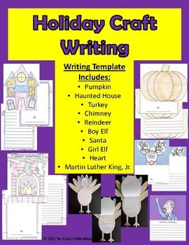 Holiday Craft Writing