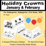 Holiday Crowns January and February Edition