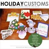 Holidays Around the World - Holiday Customs Activities