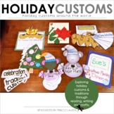 Holidays Around the World - Holiday Customs Activities