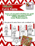 Holiday Cut and Paste Activities