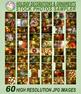 Holiday Ornaments & Decorations - Stock Photos - Christmas - BUNDLE