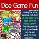 Holiday Dice Game Bundle