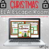 Digital Christmas Escape Room | Distance Learning