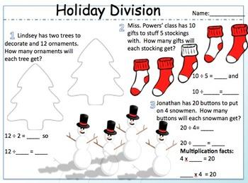 Holiday Division