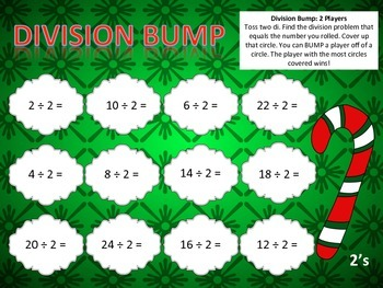 Christmas Division Games