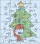 Holiday Division Puzzles Cover Divisors 1-10 & 1-12