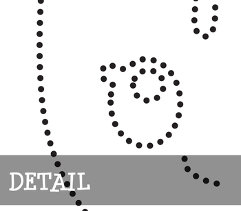 Holiday Dotted Pin Hole Art Templates