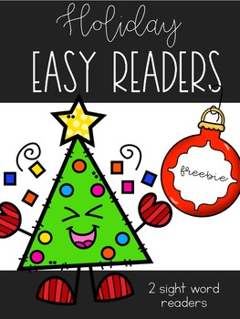 Holiday Easy Readers