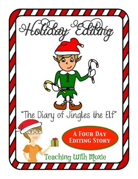 Holiday Elf Editing
