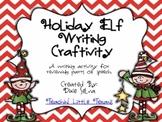 Holiday Elf- Parts of Speech Craftivity