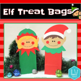 Holiday Elf Treat Bags