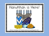 Holiday Emergent Reader - Hanukkah is Here