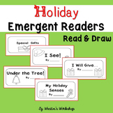 Holiday Emergent Readers