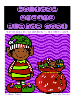 Holiday Ending Blends {ST, SK, SP, ND, NK, NT, MP}