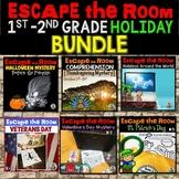 Holiday Escape Rooms BUNDLE