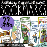 Holiday & Event Bookmarks