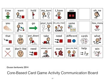 Holiday FIle Folder Vocabulary Match and Game