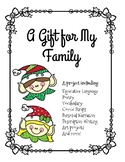 Holiday Family Project (Figurative Language, Poetry and Writing)