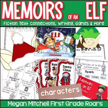 Christmas 2 Memoirs of an Elf Catch that Cookie How to Catch Santa & Gingerbread
