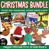 Christmas Favorites Mooseltoe Bears Stays Up Olive and Mou