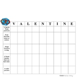 Holiday: February: Valentine Fun Packet