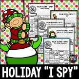 Holiday Film I Spy - Home Alone, Elf, Christmas