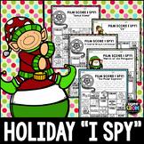 Holiday Film Score I Spy, Winter Movies, Christmas Activit