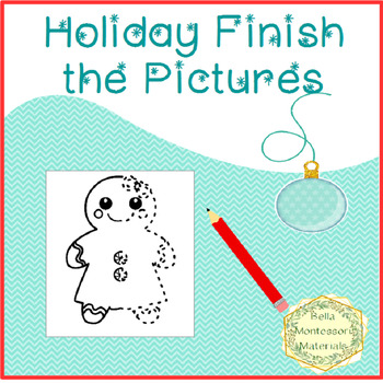 Holiday Finish The Pictures