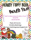 Holiday Flippy Book Bundle