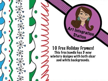 Holiday Frames!
