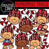 FREE Peppermint Trolls {Creative Clips Clipart}
