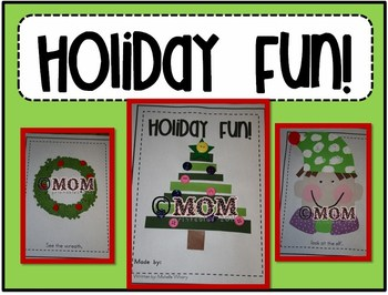 """Holiday Fun!"" A keepsake Book"