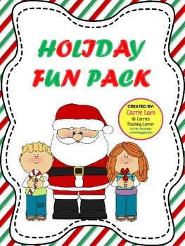 Holiday Fun Activity Package