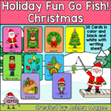 Holiday Fun Go Fish Game - Christmas Themed Game