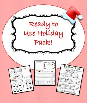 Holiday Fun Packet
