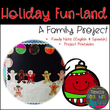 Holiday Fun-land (A Family Project for December)