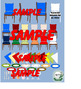 Holiday Furniture Clip Art Bundle- From LilyVale Learning -*115 Graphics Set!!*