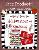 Holiday Acts of Kindness Activity
