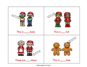 Holiday Gender Pronouns