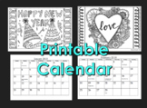 Holiday Gift Craft Activity- 2018 Calendar Volume 2