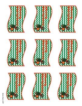 Holiday Gift Tags- Rectangular