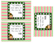 Holiday Gift Tags & Thank You Notes