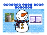 Holiday Gift Tags {for students}