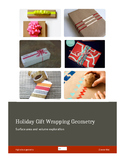 Holiday Gift Wrapping Geometry Project