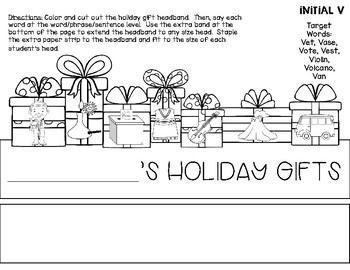 Holiday Gifts Articulation Headbands