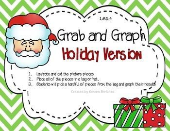 Holiday Grab and Graph