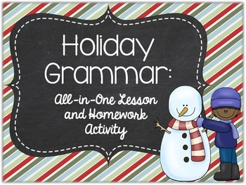 Holiday Grammar