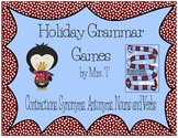Holiday Grammar Games