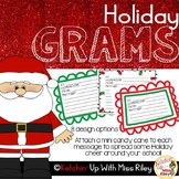 Holiday Grams Message Cards